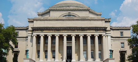 Low Memorial Library at Columbia University, New York City