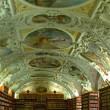 Library at Strahov Monastery, Prague, Czech Republic